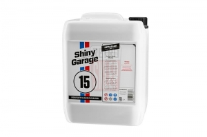 Płyn do mycia szyb Shiny Garage Perfect Glass Cleaner 5L